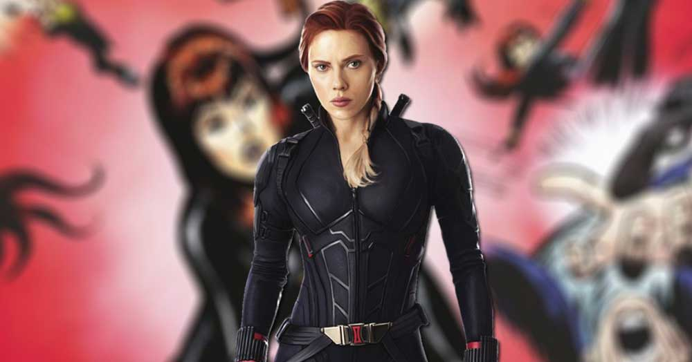 Best Black Widow Merchandise