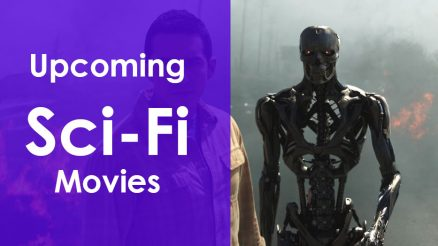 Upcoming Sci-Fi Movies